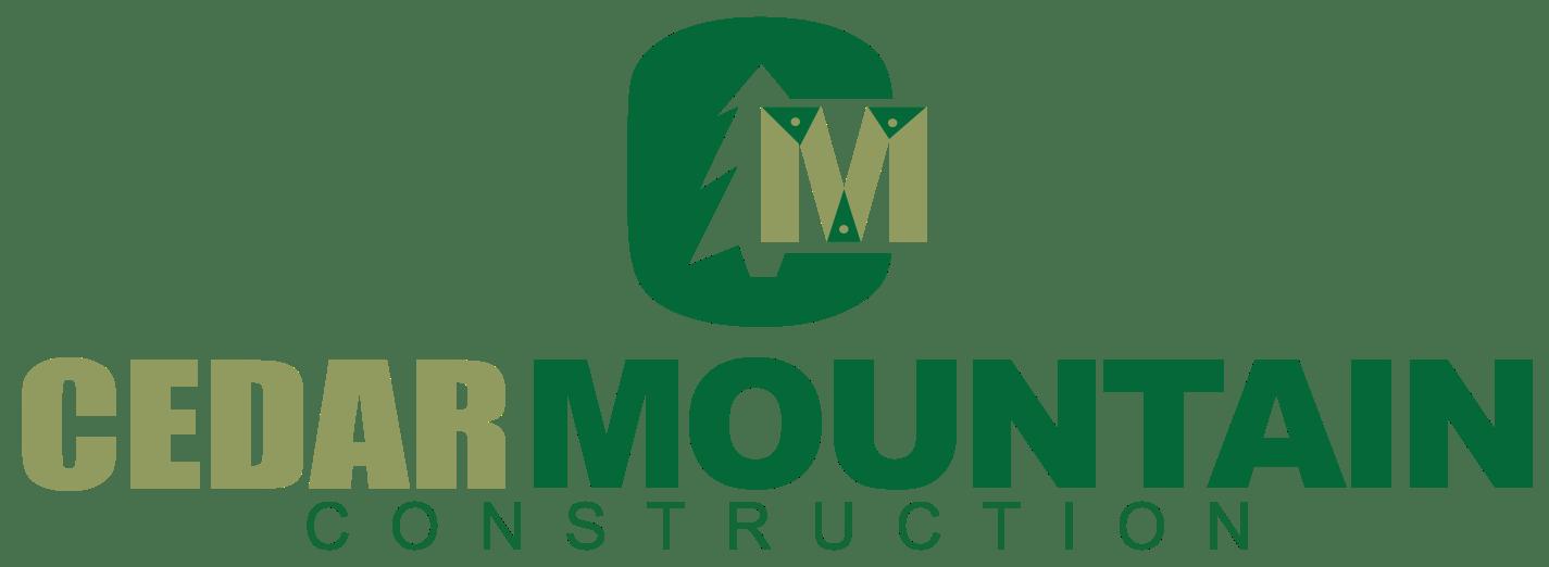 Cedar Mountain Construction